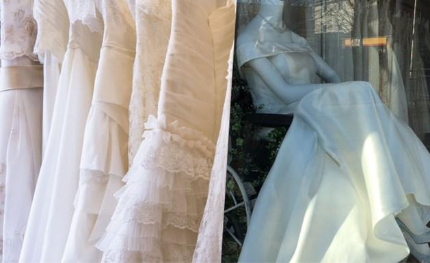 Veel lof voor bruidswinkel die het goede voorbeeld geeft in de etalage