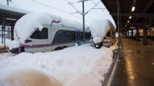 Tirol verdwijnt in de sneeuw, maar het ergste moet nog komen