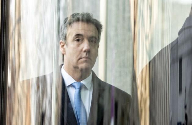 Trumps ex-advocaat Cohen gaat voor Congres getuigen