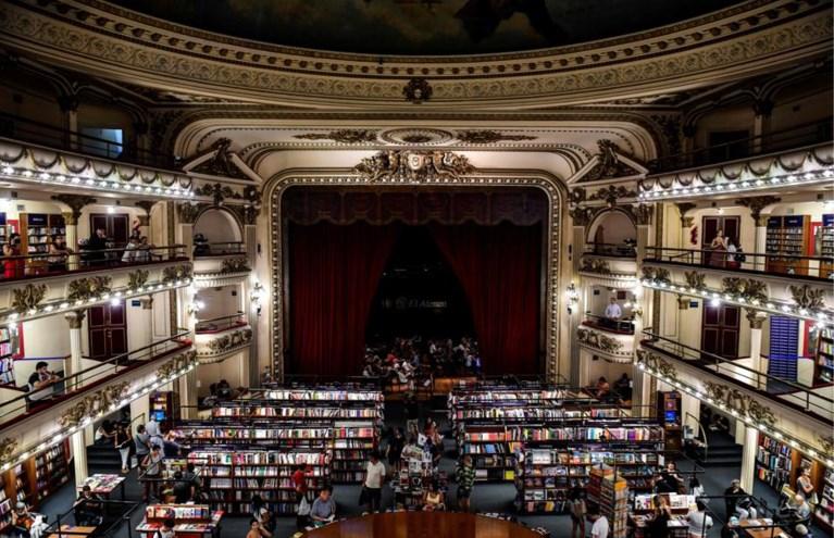 "National Geographic: ""Dit is de mooiste boekenwinkel ter wereld"""
