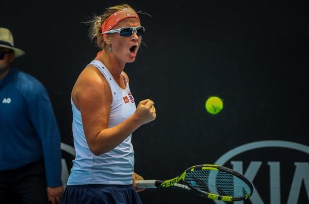 Ysaline Bonaventure plaatst zich op Australian Open voor eerste grandslamtoernooi, Kimmer Coppejans uitgeschakeld