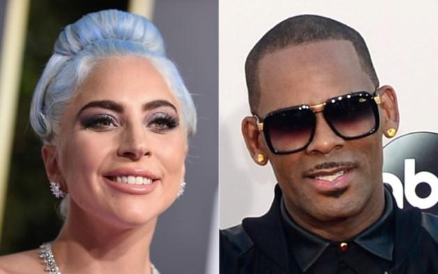 """Lady Gaga excuseert zich voor duet met R. Kelly: """"Sorry voor mijn slechte oordeel"""""""
