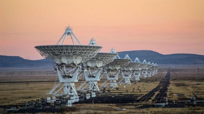Zijn de aliens ons vreemde boodschappen aan het sturen?