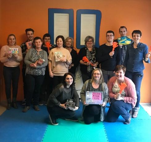 Vzw De Petteflet is winnaar van IBO-week