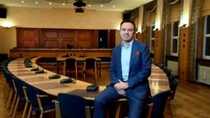 Bruno Steegen legt maandag eed af, maar dan is hij nog geen burgemeester