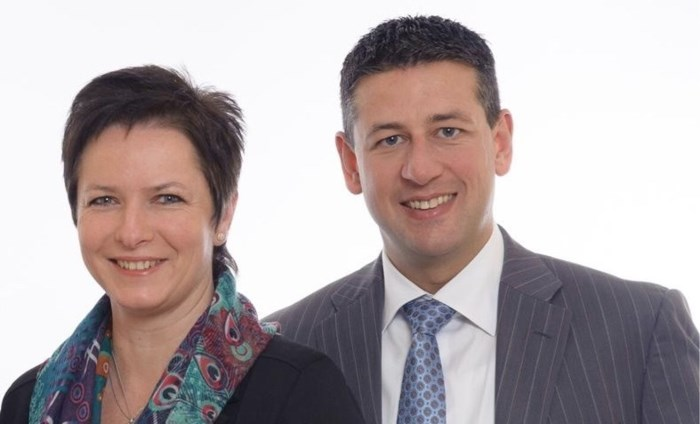 Chris Janssens en Annick Ponthier lijsttrekkers Vlaams Belang in Limburg
