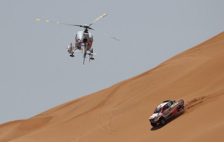 74 procent van deelnemers haalt rustdag in Dakar-rally: bekijk hier de mooiste beelden van woenstijnrace