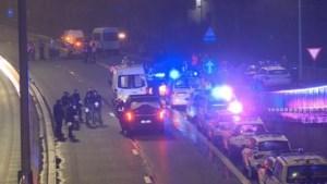 Truckchauffeur spoorloos na dodelijke aanrijding geel hesje op E25