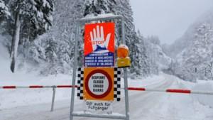 Sneeuw maakt slachtoffers: drie skiërs omgekomen door lawines