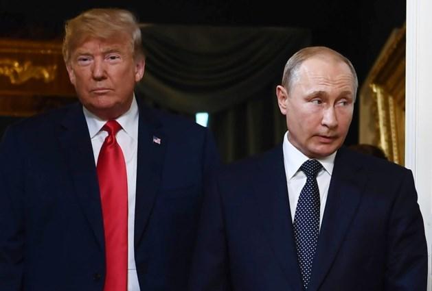 """""""Trump verzweeg details over gesprekken met Poetin om ze te onttrekken aan publieke controle"""""""