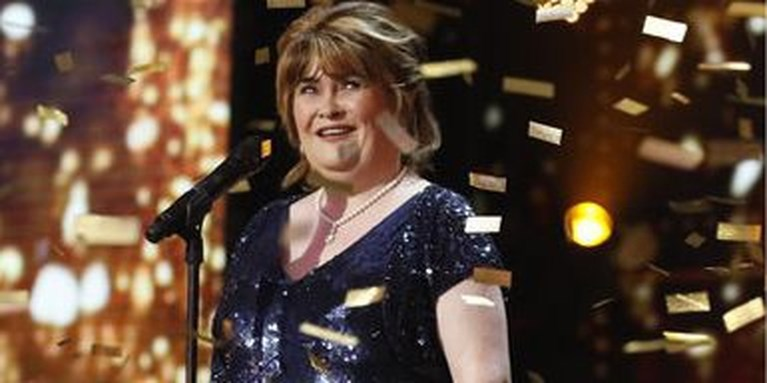 Susan Boyle doet het weer: tien jaar na iconische act verbaast ze iedereen met auditie in 'America's Got Talent'