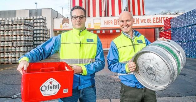 """Alken-Maes zoekt collega's met passie voor bier: """"Maar tijdens het werk drinken wij geen pinten"""""""