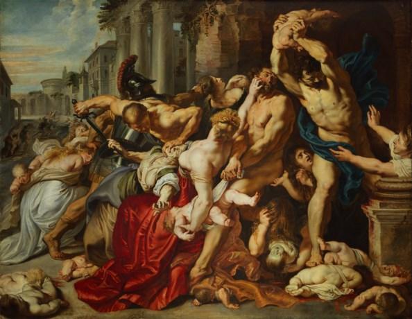 """Uitzonderlijk: """"Verloren gewaande schets van Rubens ontdekt"""""""