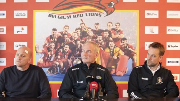 """Red Lions trappen zaterdag Pro League op gang: """"Enkel EK telt"""""""