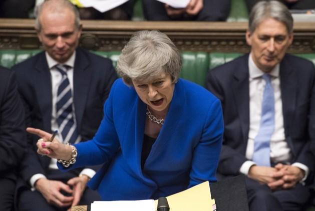 """May overleeft de vertrouwensstemming erg nipt: """"Tijd om referendum waar te maken"""""""