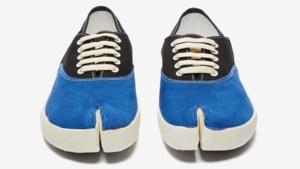Iconische Tabi-schoen van Maison Margiela krijgt sneakerversie