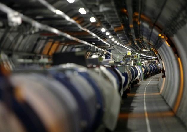CERN wil vier keer grotere deeltjesversneller bouwen