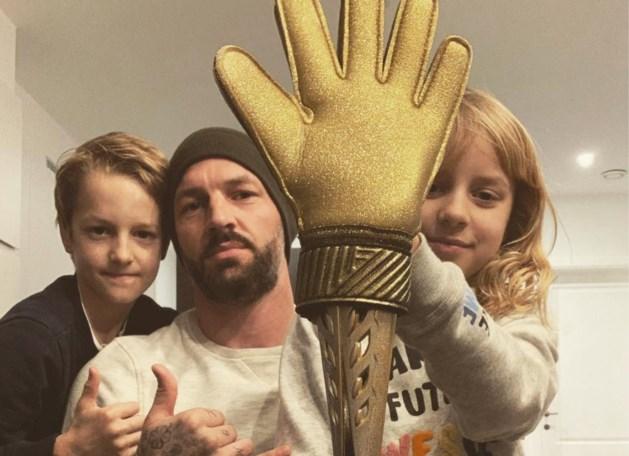Geen prijs voor Bolat tijdens Gouden Schoen, dus schiet Antwerp-ploegmaat Van Damme te hulp