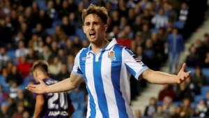 Januzaj en Real Sociedad uitgeschakeld in Spaanse beker