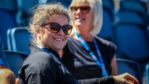 """Elise Mertens kan in Australië rekenen op de steun van Kim Clijsters: """"Leuk dat ik haar kan horen wanneer ik op het terrein sta"""""""