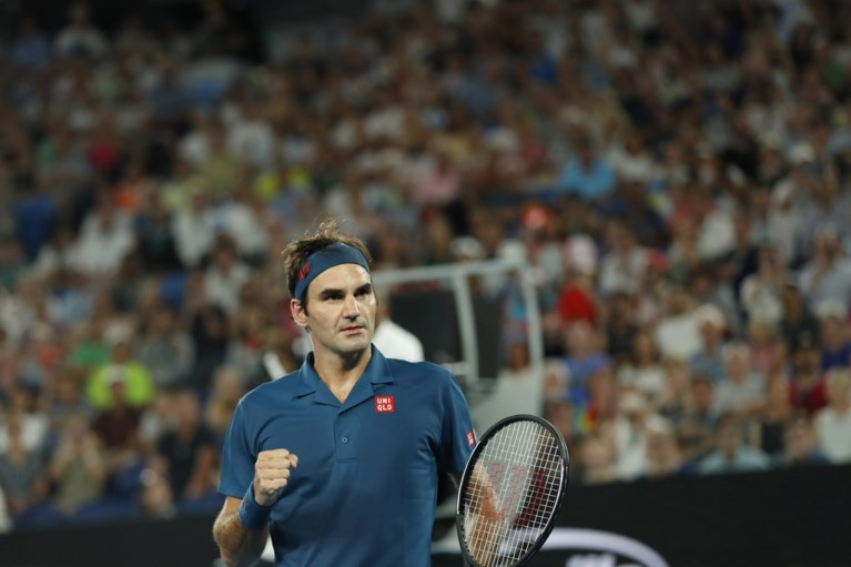 AUSTRALIAN OPEN. Nadal onder stoom, Federer op recordkoers en Sharapova als reuzendoder