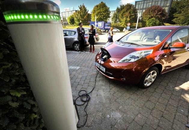 Vlaamse overheid organiseert groepsaankoop elektrische wagens