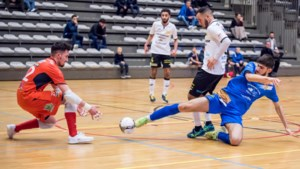 "19-jarige Mikagil Kislali is lichtpunt in logisch verlies: ""Goeie anatomie voor futsal"""