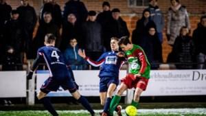 """VIDEO. Marijn Bertrands maakt twee knappe goals in duel met oom: """"Een speciale match"""""""