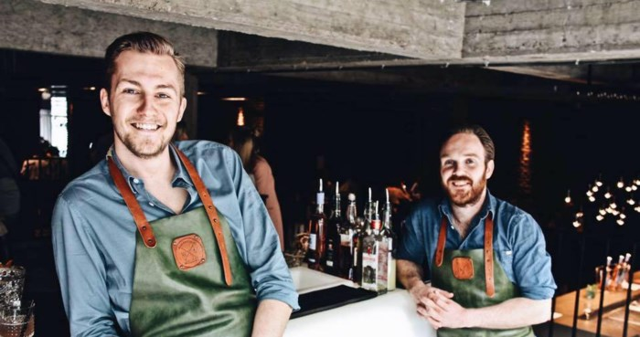 """Cocktailshakers Spirits & Craftsmen: """"We experimenteren graag en maken de brug naar gastronomie"""""""