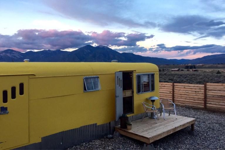 De tien hipste (en betaalbare) Airbnb's ter wereld