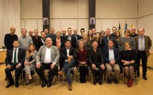 Nieuwe bestuursploeg van Heusden-Zolder geïnstalleerd