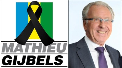 """Bouwondernemer Mathieu Gijbels overleden: """"Zijn moed en optimisme waren bewonderenswaardig"""""""