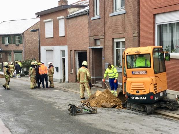 Gezinnen geëvacueerd nadat woning verzakt in Zussen
