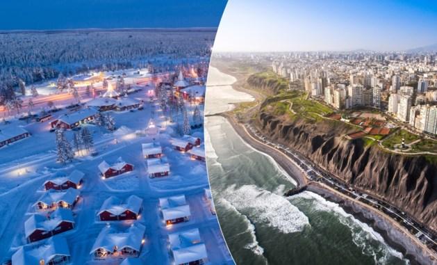 Scandinavië niet langer te duur en met de kinderen naar Peru: trends van het Vakantiesalon