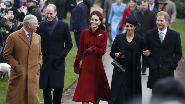 """Royaltywatcher: """"Prins Charles greep in om ruzie tussen Meghan en Kate op te lossen"""""""