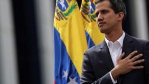 Zelfverklaarde interim-president van Venezuela ook voor Venezolanen een onbekende