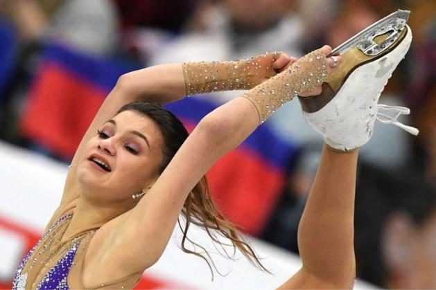 Zestienjarige Russin onttroont land- en leeftijdsgenote Alina Zagitova op EK kunstschaatsen