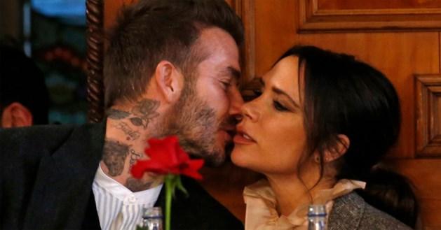 """Relatieproblemen? """"Victoria en David Beckham kunnen niet van elkaar afblijven"""""""