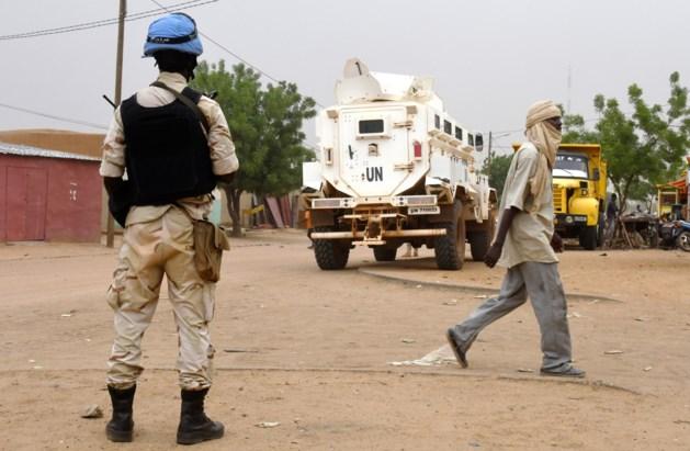 Tien blauwhelmen gedood bij terroristische aanval in Mali