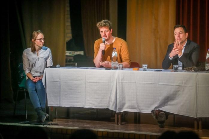 Leerlingen Virga Jessecollege organiseren panelgesprek over klimaat