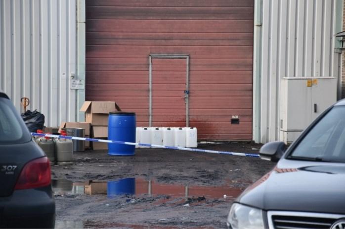 UPDATE. Drie doden in drugslabo in Eksel wellicht gestorven na inhaleren toxische stoffen, pand nog niet geruimd