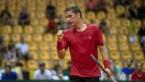 Coppejans wist nederlaag van De Greef uit: België en Brazilië op gelijke hoogte in Davis Cup na dag één
