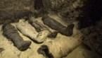 Grafkamers en mummies gevonden ten zuiden van Caïro