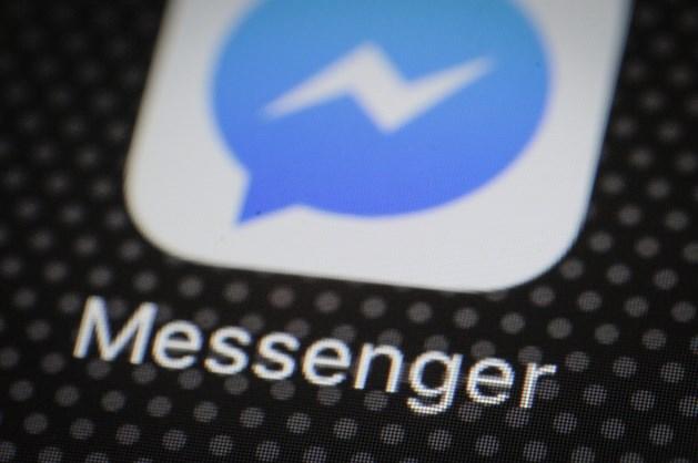 Berichten van Facebook Messenger kunnen verwijderd worden