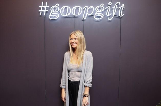 Gwyneth Paltrow brengt haar Goop naar Netflix