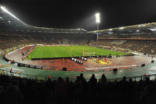 Kwalificatie EK 2020 - Rode Duivels spelen elke thuiswedstrijd in Koning Boudewijnstadion