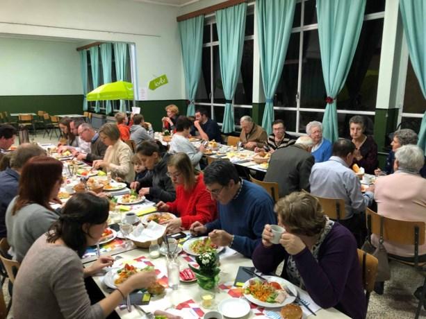 Gezellige gezinsactiviteit bij KVLV Boekhout