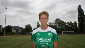 Invaller Tuur Gilissen bezorgt Halen met twee goals punt