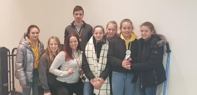 Biotechnicum neemt deel aan provinciaal kampioenschap zwemmen