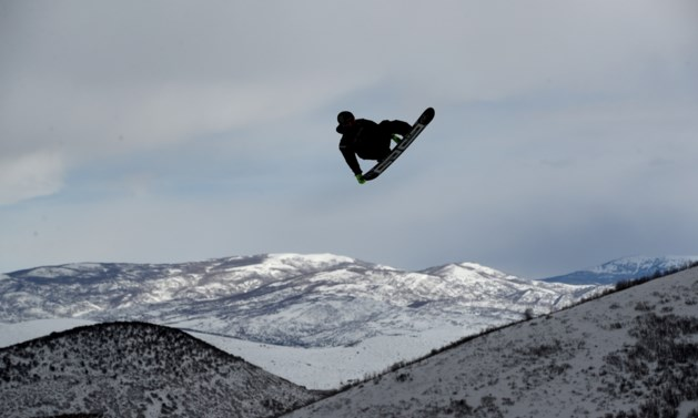Sebbe De Buck wordt achtste in slopestyle op WK snowboard na afgelaste finale